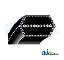 "AI AA128 Double V-belt (1/2"" X 130"") for Miscellaneous Machines"