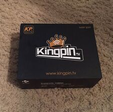 FREE VIP UPGRADE- kingpin TV KP1.0-PLUS Quadcore kodi FREE SPORTS PKG