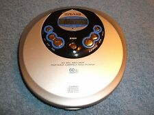 CRAIG CD2863 PERSONAL PORTABLE COMPACT DISC PLAYER W/ 60 SECOND ANTI SKIP - NICE