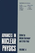 Advances in Nuclear Physics : Volume 4 4 by Michel Baranger and Erich Vogt...