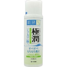 ☀ Rohto Hadalabo Gokujyun Super Hyaluronic Acid Moisturizing Lotion Toner 170ml☀