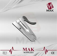 Mogen Circumcision Clamp Urology 7.5cm MAK Fine Quality Surgical Instruments