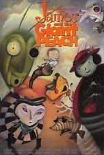 """JAMES AND THE GIANT PEACH  Movie Poster [Licensed-NEW-USA] 27x40"""" Theater Size B"""