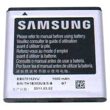SAMSUNG EB575152VU ORIGINAL REPLACEMENT BATTERY FOR i9000 GALAXY S 1500mAh