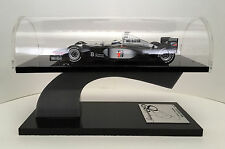 Autosport Awards 1998 table centre, SIGNED Mika Hakkinen, McLaren 1:18, #84, COA