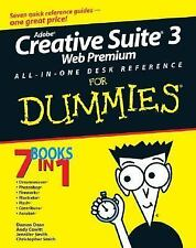 Adobe Creative Suite 3 Web Premium All-in-One Desk Reference For Dummies (For Du