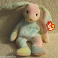 Ty Beanie Baby Hippie 5th Generation Hang Tag  GASPORT Tag Error