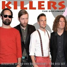 """Killers, The""-Document Cddvd CD NEW"