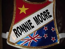 Ronnie Moore Speedway Race Chaqueta