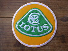 ECUSSON PATCH THERMOCOLLANT aufnaher toppa LOTUS seven exige f1 cortina elan