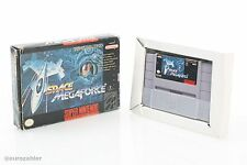 Nintendo Space Megaforce Super Nintendo SNES OVP