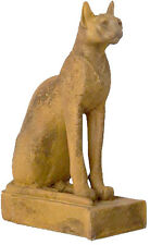 Bastet Egyptian Cat Goddess Statue Sculpture 16""