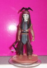 Disney Infinity The Lone Ranger Character Figure Tonto INDIAN CAKE TOPPER GAME