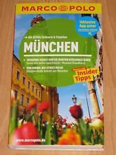 """Marco Polo Reiseführer """" München """" mit extra Faltkarte Auflage 2015"""