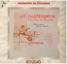 Giuseppe Di Stefano: Celebri Canzoni Napoletane, 'O Marenariello  - LP