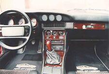 Designer-Armaturenbrett-Cover für Zusatzinstrumente Porsche 924/924S/turbo/944 I