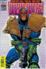Dredd rules # 12 (simon Bisley, John Burns) (quality comics usa 1992)