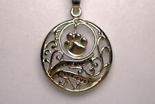 Cremation Paw Friends Fur Ever necklace NO CHAIN urn stainless 1047