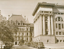 ALBANY c. 1940 - Voitures Capitol de l'État de New York USA - Div 7748