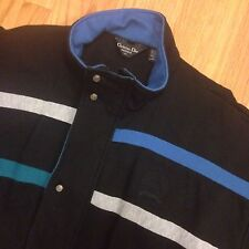 Vtg 80s Christian Dior Monsieur Sweatshirt Tri Blend Track Jacket XL Hip Hop