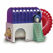 Superpet Critter Cyber House For Small Animals Hamsters Gerbils Mice