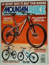 Mountain Bike Action Devinci Troy SX Beat Your Buddies May 2016 FREE SHIPPING JB