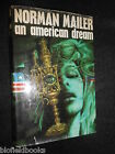 NORMAN MAILER - An American Dream - 1965-1st UK Ed - Hardcover American Novel