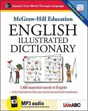 Mcgraw-Hill Education English Illustrated Dictionary by LiveABC (Firm) Staff...