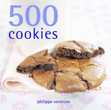 ~500 COOKIES - THE ONLY COOKIE COMPENDIUM YOU'LL EVER NEED - VANSTONE - VGC~