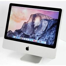 "Apple iMac 20""-2.66GHz /4GB/320GB FINAL CUT PRO X/LOGIC X/CS6/OFFICE-EL CAPITAN"