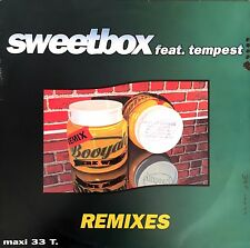 "Sweetbox 12"" Booyah (Here We Go) (Remixes) - Promo - France (VG+/M)"