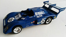 SLOT 1:32 SCX SCALEXTRIC PLANETA RENAULT ALPINE 2000 TURBO Ltd. edition 3000 u.