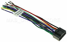 WIRE HARNESS FOR JVC KW-ADV794 KWADV794 *PAY TODAY SHIPS TODAY*