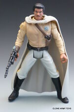 STAR WARS GENERAL LANDO CALRISSIAN POWER OF THE FORCE COLLECTION POTF2 LOOSE