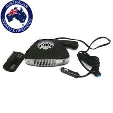 3 IN 1 DELUXE CAR DASH FAN 12V COOLING, HEATER FLASHLIGHT AND WINDOW DEFROSTER!