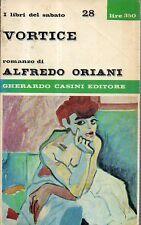 Mu33 Vortice Alfredo Oriani Casini ed. 1966
