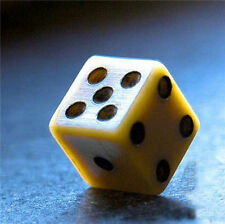 Zauber Trick Spielwürfel Kraft wahlen Russland