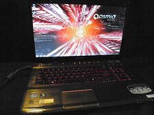 """Toshiba Qosmio i7 16GB RAM Gaming Laptop 17"""" SCREEN! 256GB SSD + 2TB HD & BLURAY"""