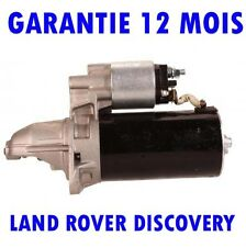 LAND ROVER DISCOVERY MK2 4.0 V8 4X4 1998 1999 2000   2004 RMFD DEMARREUR MOTEUR