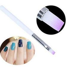 2PCS Acrylic UV Gel Nail Art Design Pen Polish Painting Brush Manicure Tool ja