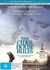 The Cider House Rules (DVD, 2006) R4 BRAND NEW SEALED - FREE POST!