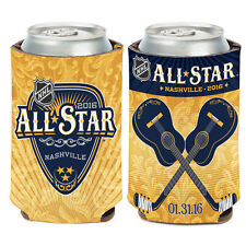 NHL All Star Game 2016 Nashville Predators Can Cooler 12 oz. Koozie