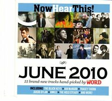 (FP783) Now Hear This! Issue 88 June 2010 - The Word CD
