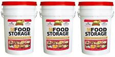 Augason Farms 3 x 30 Day Food Storage Emergency Supply 3 Month, Camping Survival