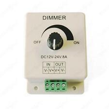 LED Dimmer PWM 12V DC max 8A LED Controller Regler Helligkeitsregler