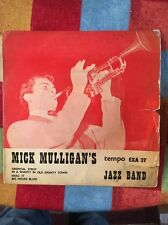 "Mick Mulligan's Jazz Band 7"" EP Tempo EXA 37"
