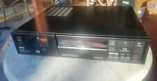 Rare AKAI GX-9 audiophile 3 head direct drive stereo cassette deck, works