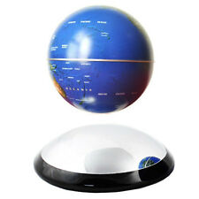 "4"" Fascinations Levitron Ion Magnetic Rotating Globe Floating Levitating Earth"