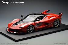 1/18 Ferrari FXX K Abu Dhabi 2014 Car No.10 Red Resin model Limited 200