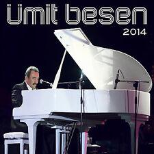 ÜMIT BESEN 2014 - ALBEN CD 2014